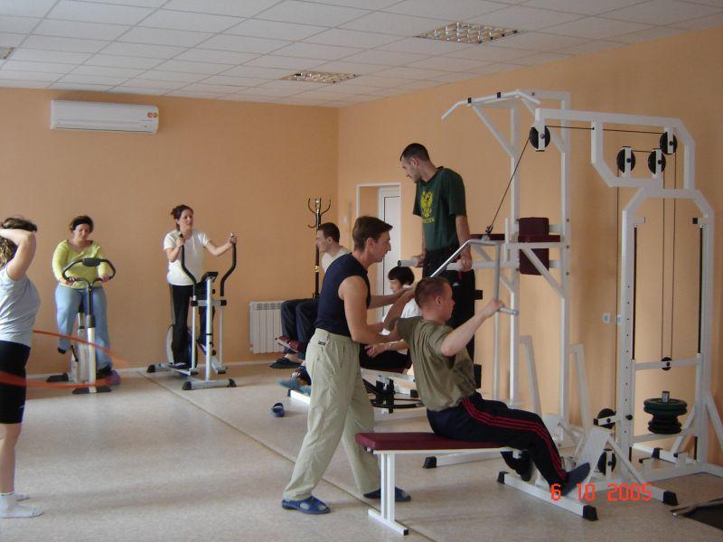 Спортивнооздоровительный санаторий с методикой похудения